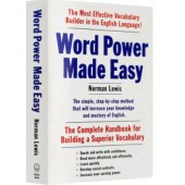 q  Word Power Made Easy: The Complete Handbook for Building a Superior Vocabulary 英文原版 [平装]
