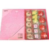 女王节礼盒(元祖食品)616g