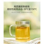 多样屋明雅玻璃茶隔杯