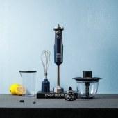摩飞电器(Morphyrichards)料理机 家用多功能手持式 打蛋切菜婴儿辅食搅拌机榨汁机料理棒M