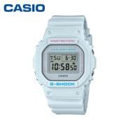 卡西欧(CASIO)手表 G-SHOCK YOUTH系列 防震防水电子荧光照明运动男女手表 DW-5600SC-8