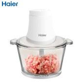 海尔(Haier)绞肉机HJR-SK02W 6大技术 1.8L容量 四维刀片 绞肉机